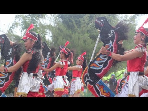 Jathilan Sanggar Laras Kusuma_Babak Putri Live Gardu Pandang Kaliurang