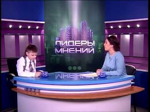 Мальчик-вундеркинд Марк Вишня в программе