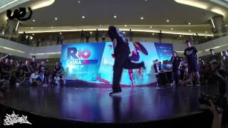 R16 CHINA 2014 | Solo Final | Vision vs George