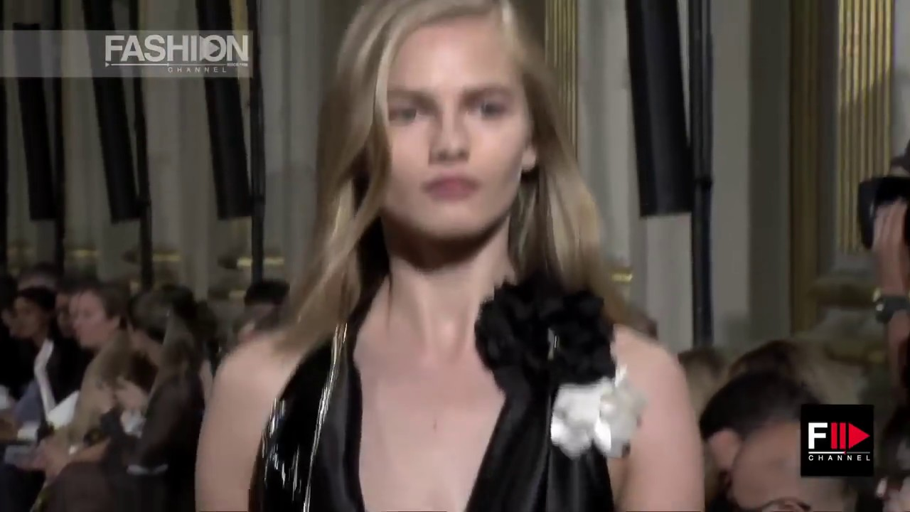LANVIN Highlights Show Spring Summer 2017 Paris by Fashion Channel