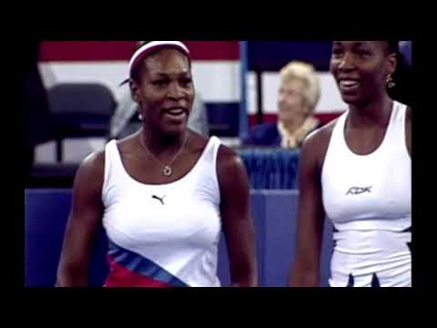 Fed Cup Rewind Venus Serena Williams 2003
