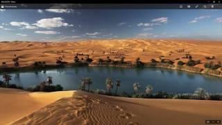 Unreal Desert Speed Build