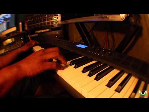 Reggae Riddim Cover By Emmanuel Sidien  Exploring Motif XS Rack