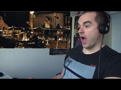 JINJER - Pisces (Live Session) Reaction