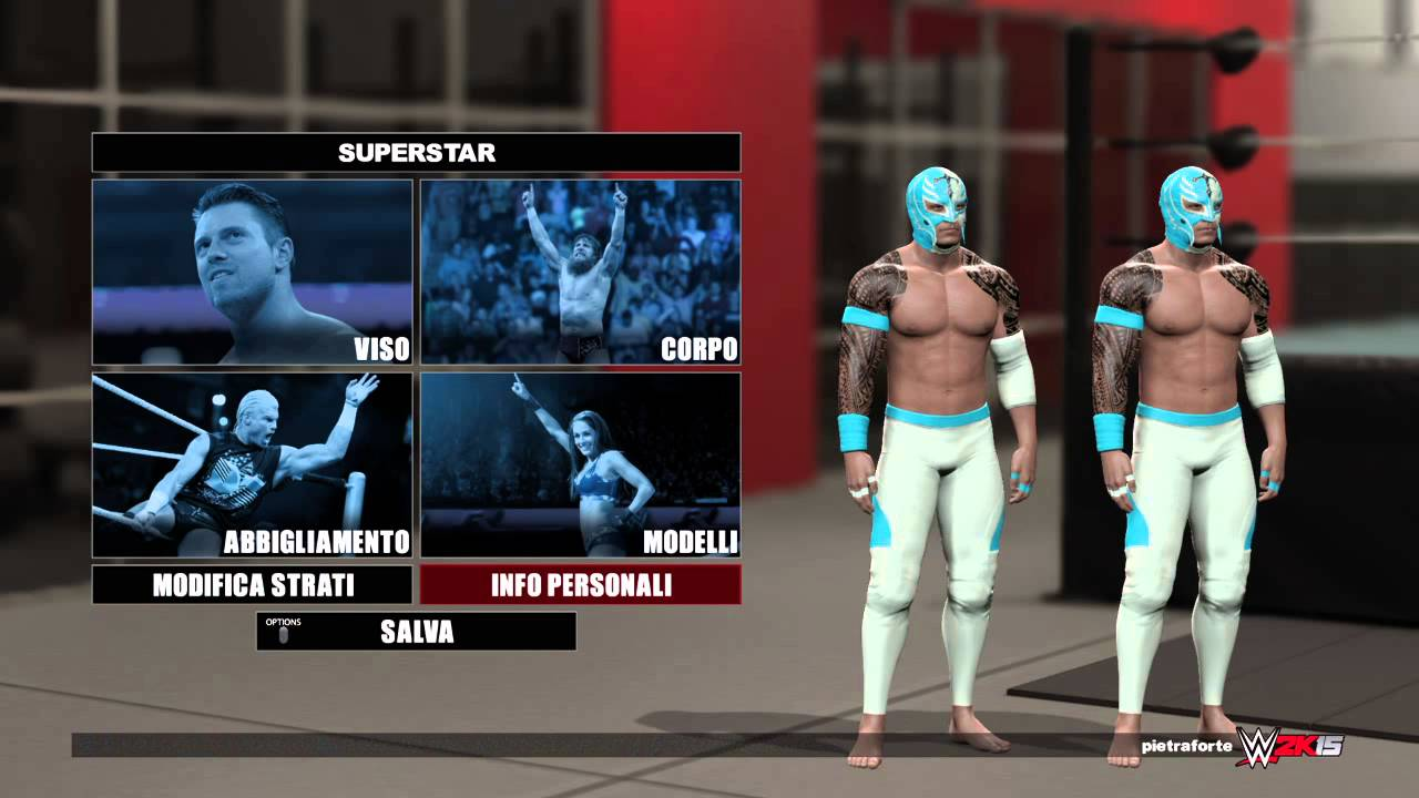 superstar wwe personaggi