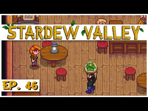 Stardew Valley - Ep. 46 - Salads for Leah! - Let's Play Stardew Valley Gameplay