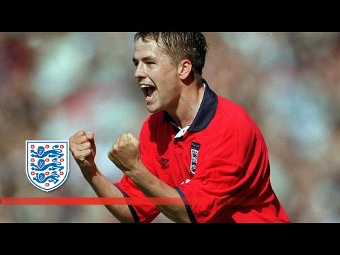 Michael Owen picks his best England XI   Dream Team