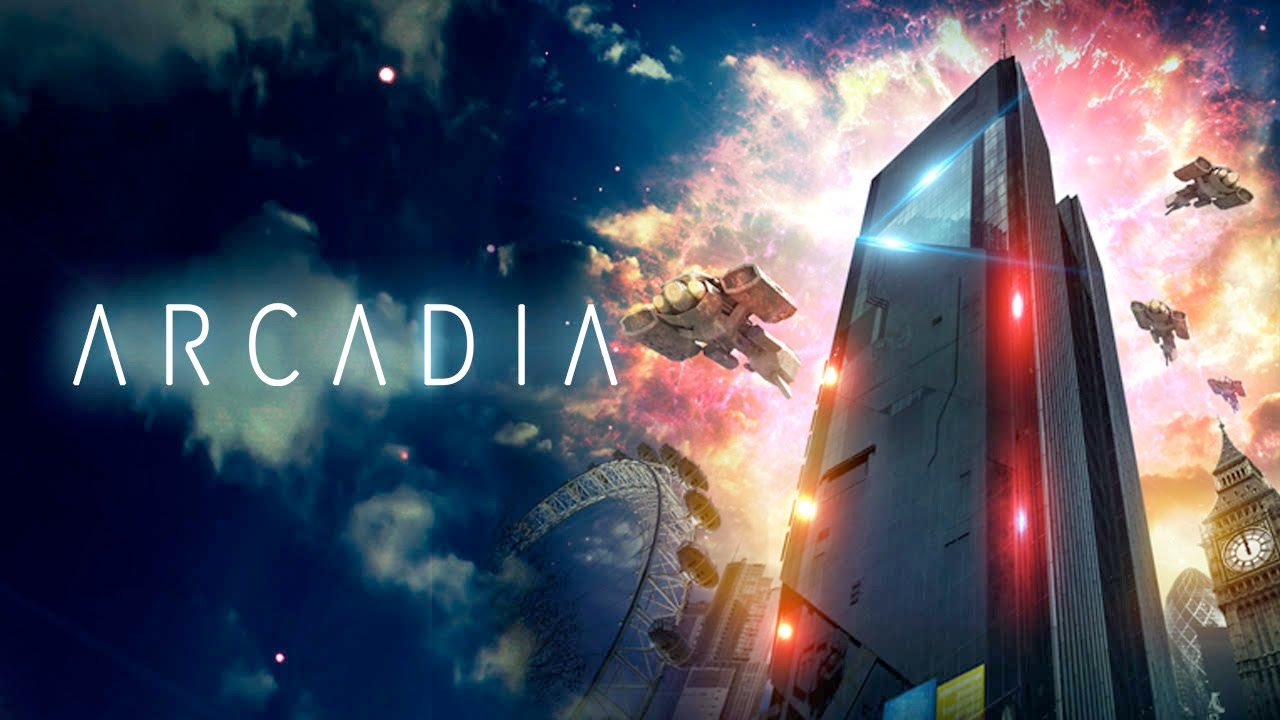 arcadia official trailer 2016 youtube