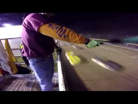 """Dog Hollow Speedway - 6/17/16 GoPro, First 6 Minutes of the Shawn """"Sheetz"""" McGarvey Memorial Race"""