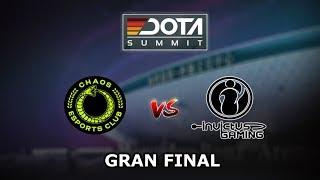 GRAN FINAL : Chaos Esport vs Invictus Gaming - Dota Summit 11