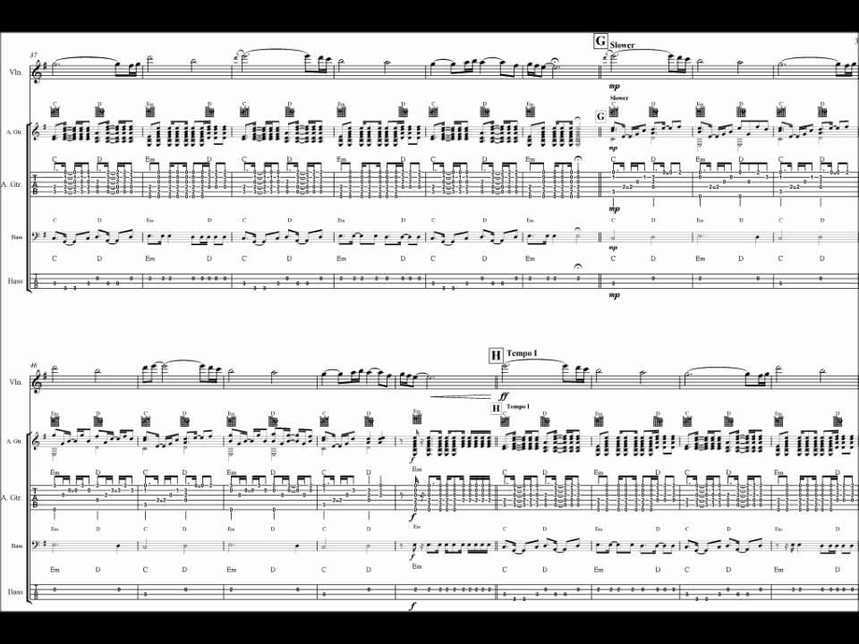 Chrono Cross Times Scar Yasunori Mitsuda String Trio