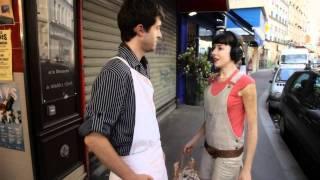'Le boucher, la viande et l'amour dans tout ça', TRAILER, court métrage de Jelena Remetin, 2011