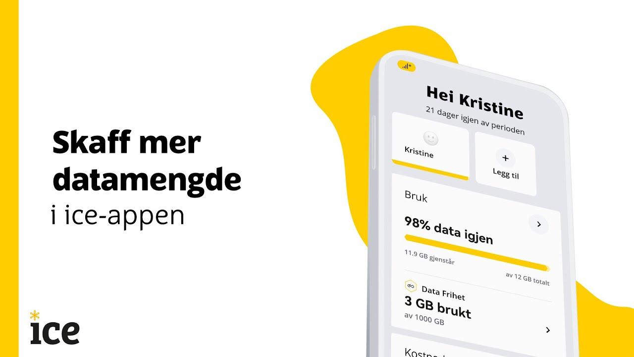 data frihet ice