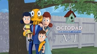 Прохождение Octodad Dadliest Catch Серия 1