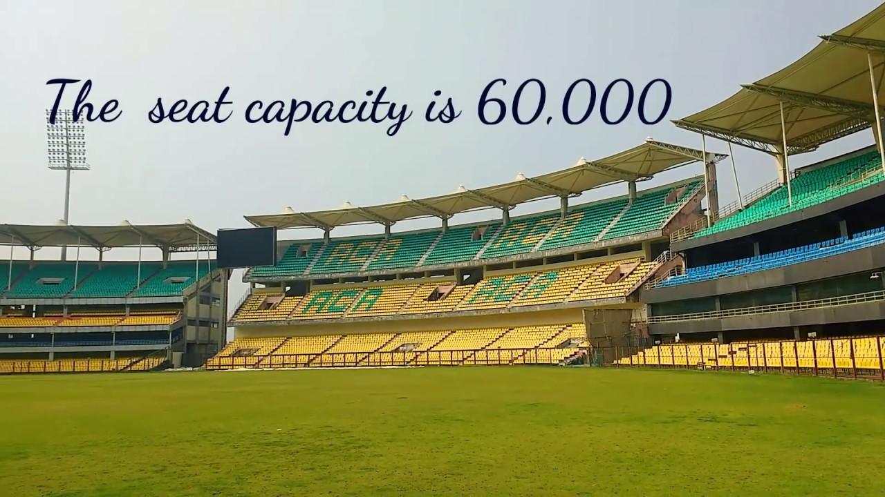 Barsapara Cricket Stadium Of Guwahati India Vs Australia Youtube