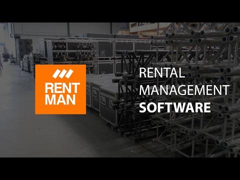 Rentman 4G: The New Generation of Cloud Rental Software