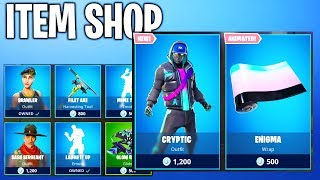 AMAZING NEW SKIN AND WRAP! Fortnite Item Shop! Fortnite Daily Items & Featured!