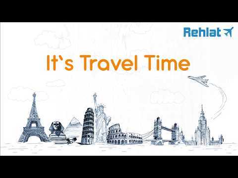 Great Flight Deals. Save more with Rehlat.