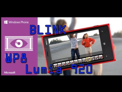 Blink app en WP8 con #Lumia920