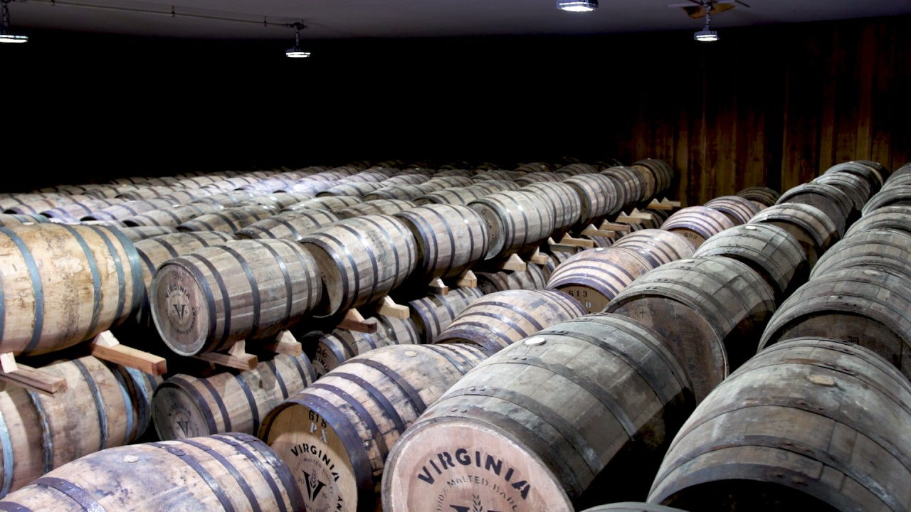 Made in Virginia - Episode #5 - Virginia Distillery Company - Single Malt  Whiskey