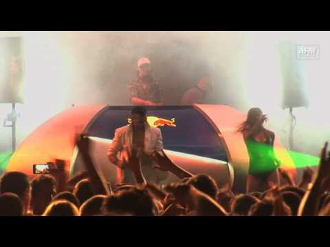 Junior Jack and Kid Creme   Fresh Wave festival Banjaluka 2012