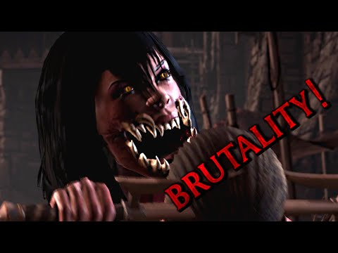 MORTAL KOMBAT X · ALL BRUTALITIES [HD] 60fps | MKX
