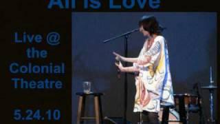 Karen O & Nick Zinner - All is Love - Colonial Theatre