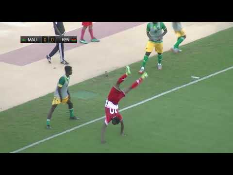 Mauritania vs Kenya highlights