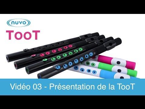 NUVO - Présentation de la TooT (vidéo de la Boite Noire)