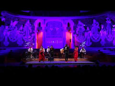 Flamenco In Barcelona Palau De La Música Catalana Youtube