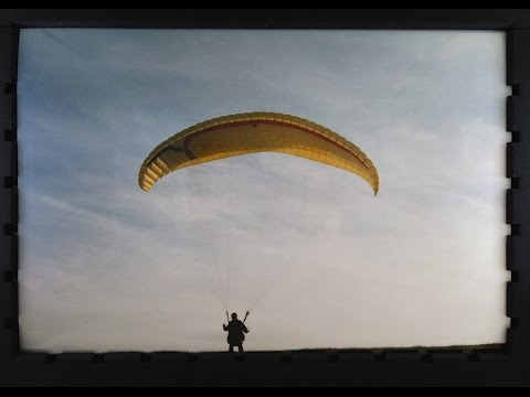 Paragliding training 1999 to 2001.
