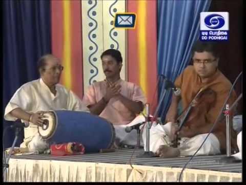 T N Krishnan Violin 02 KannadaGowla Orajupu chuchEDi nyaayamaa T