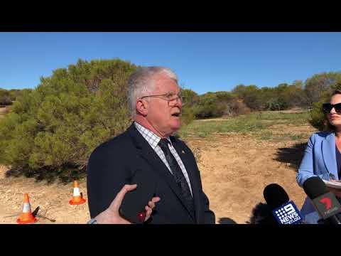SA Police search Ponde property