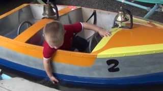 Knoebels Kiddie Boat Ride