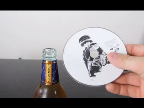 5 Simple Life Hacks Part 8 - How to Open a Beer!
