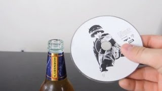 5 simple life hacks part 8 how to open a beer