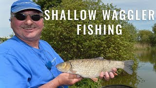Shallow Waggler Fishing with Paul Kozyra