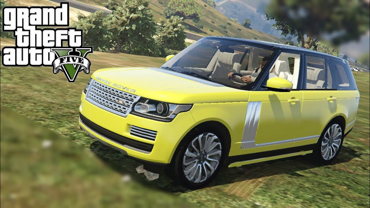 range rover vogue 2013 gta v download link youtube. Black Bedroom Furniture Sets. Home Design Ideas