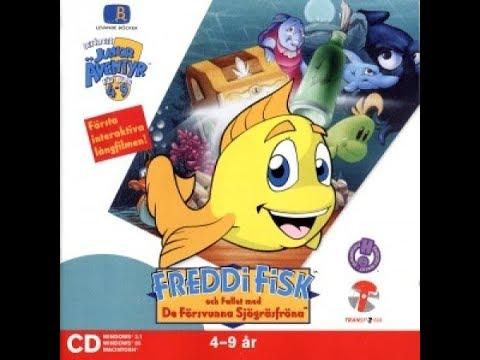 Freddi Fisk Windows 95/Wii