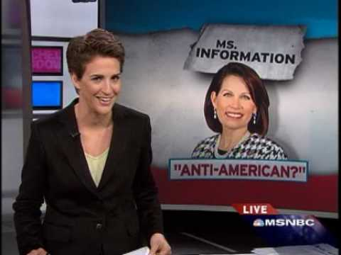 Bachmann's Poll Lead Evaporates After Anti-American Remarks