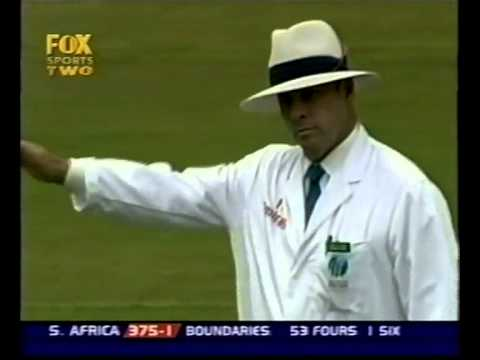 Graeme Smith 277 vs England 1st test 2003