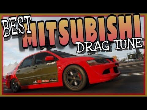 BEST MITSUBISHI ( DRAG TUNE ) - FORZA HORIZON 4 thumbnail