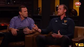 Jarryd Roughead - On The Couch, April 2017