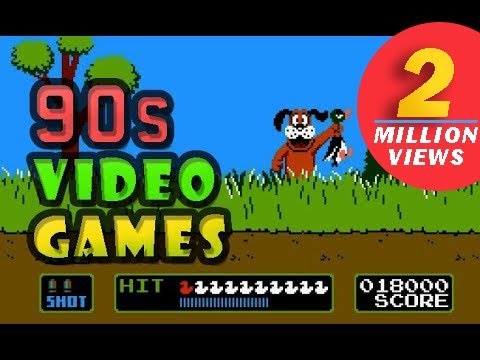 90s TV video games That Will Bring Back Fond Childhood Memories