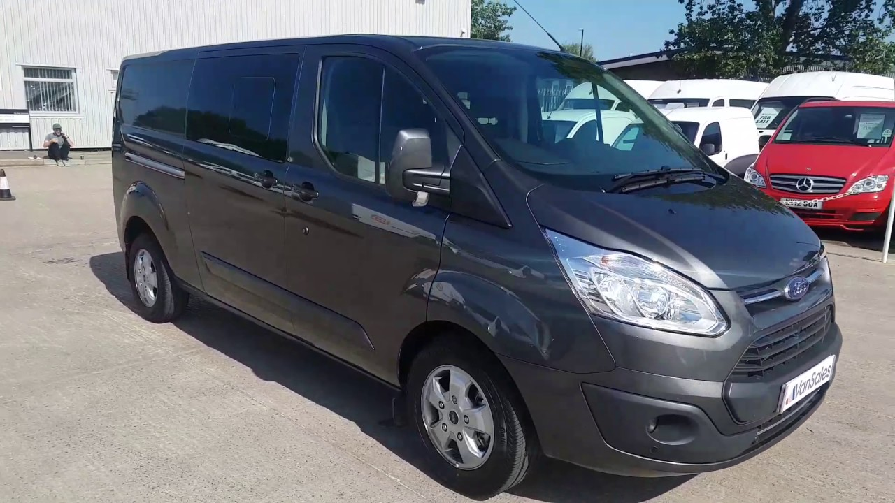 47295e0087 Ford Transit Custom - Automatic Gearbox - YouTube