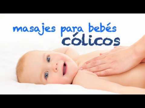 como quitar los colicos a los bebes recien nacidos