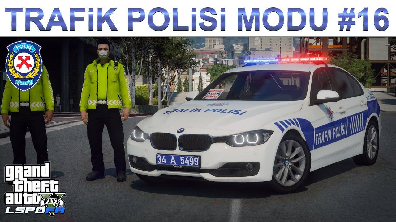 GTA 5 POLİS MODU   YOK BÖYLE BÖLÜM !    ASAYİŞ #12   LSPDFR