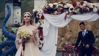 """Свадебный торт от """"Золотой улей"""" на свадьбу Иосифа и Алины"""