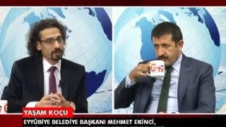 Yaşam Koçu 11.Bölüm ( Konuk : Mehmet Ekinci - Eyyübiye B.B. )