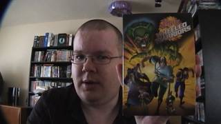 Jayce and the Wheeled Warriors DVD Review - Part 1 (HD Version)